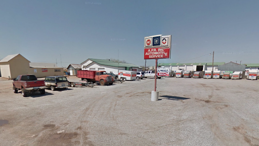 U-Haul Neighborhood Dealer: 1020 W Walnut Ave, Enid, OK