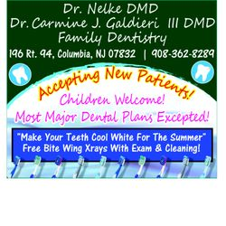 Mark D Nelke, DMD - General Dentistry - 196 State Rt 94, Blairstown