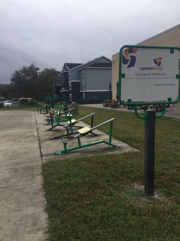 Cypress Forest Recreation Center: 650 Pine Ave N, Oldsmar, FL