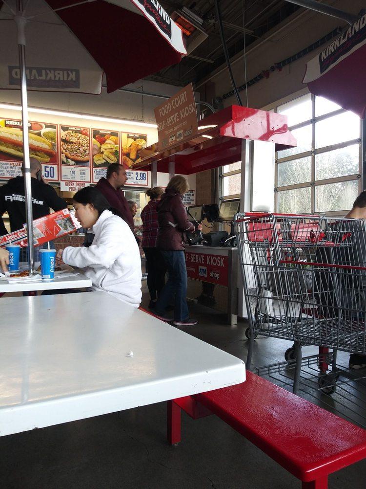Costco Food Court: 10200 19th Ave SE, Everett, WA