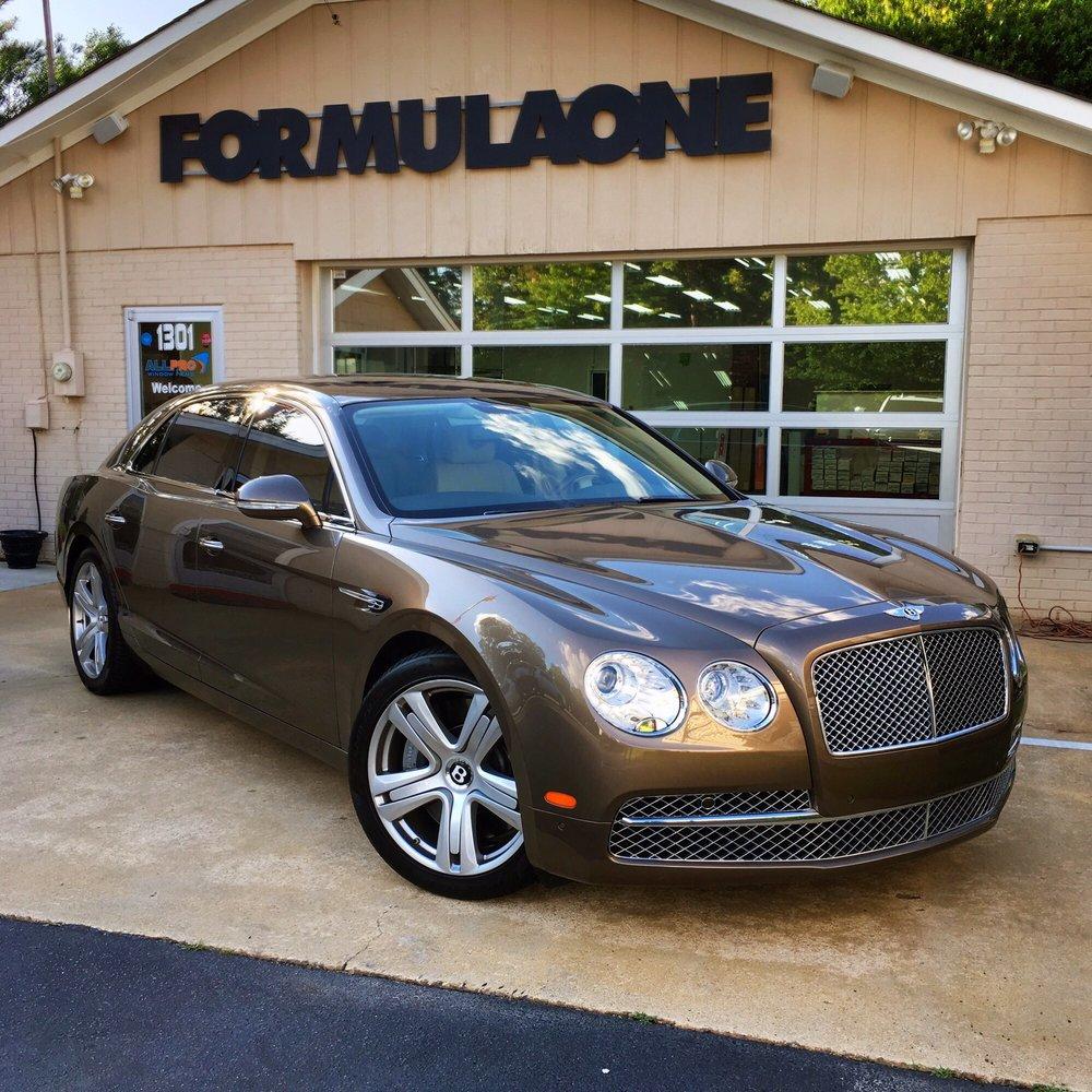 2014 Bentley Flying Spur With Formulaone Pinnacle Ceramic