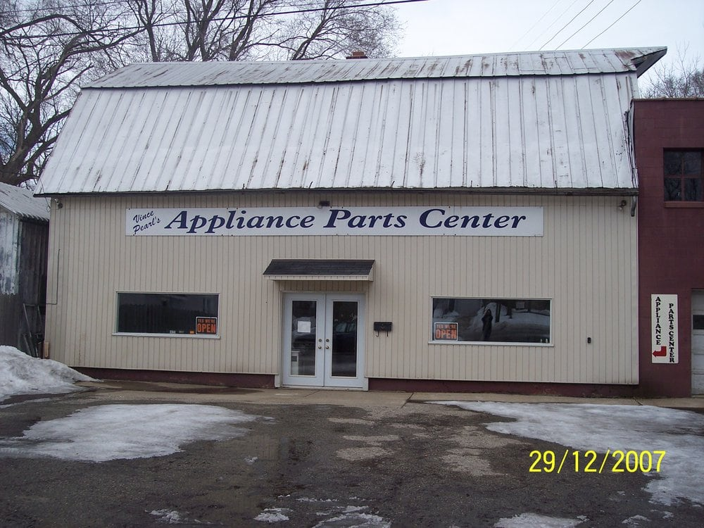 Appliance Parts Center: 515 E Huron Ave, Bad Axe, MI