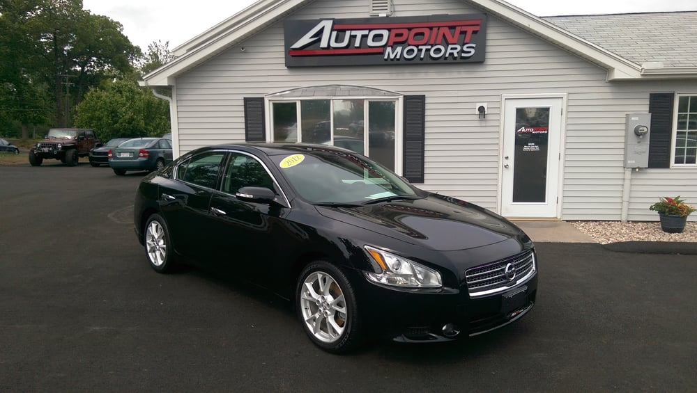 Auto Point Motors: 1039 Springfield St, Agawam, MA
