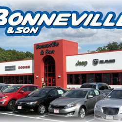 Bonneville And Son >> Bonneville And Son Chrysler Dodge Jeep Ram 40 Reviews