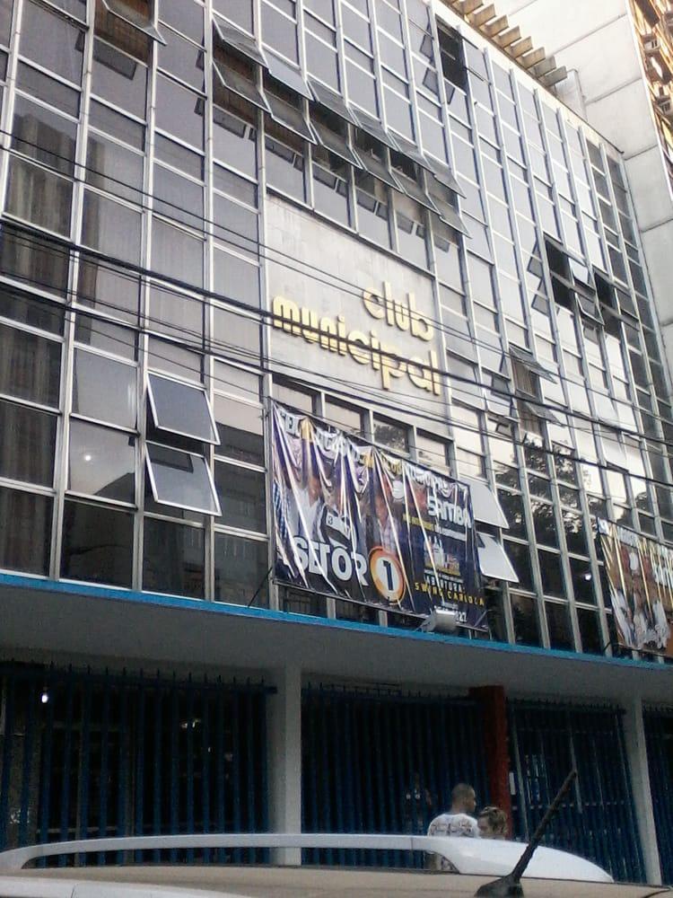 Club municipal sports clubs r haddock lobo 359 for Miroir club rio de janeiro