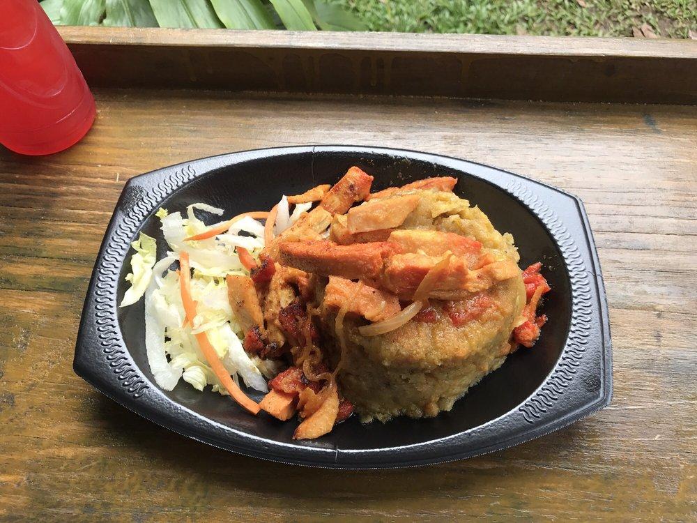 Yuquiyu Delights Cafe: Puerto Rico 191, Mameyes II, PR