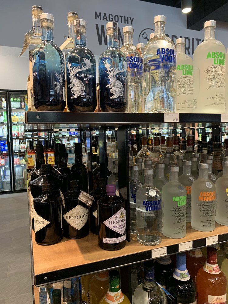 Magothy Wine and Spirits: 147 Ritchie Hwy, Severna Park, MD