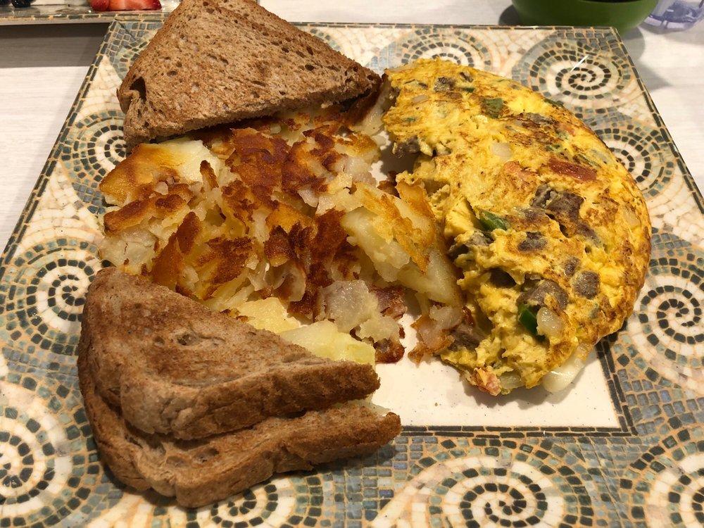 Yianni's Fresh and Healthy Cafe: 1213 West Brigantine Ave, Brigantine, NJ