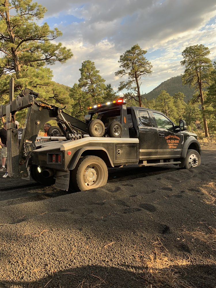 Towing business in Flagstaff, AZ