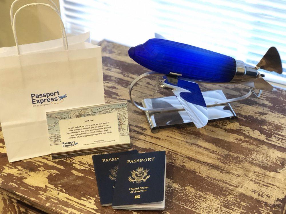 Passport Express: 6111 Broadway, San Antonio, TX