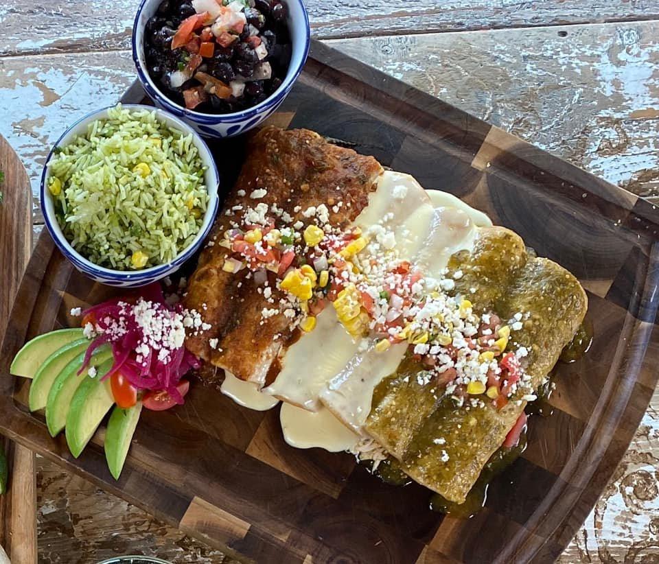 Food from Mexican Sugar - Las Colinas