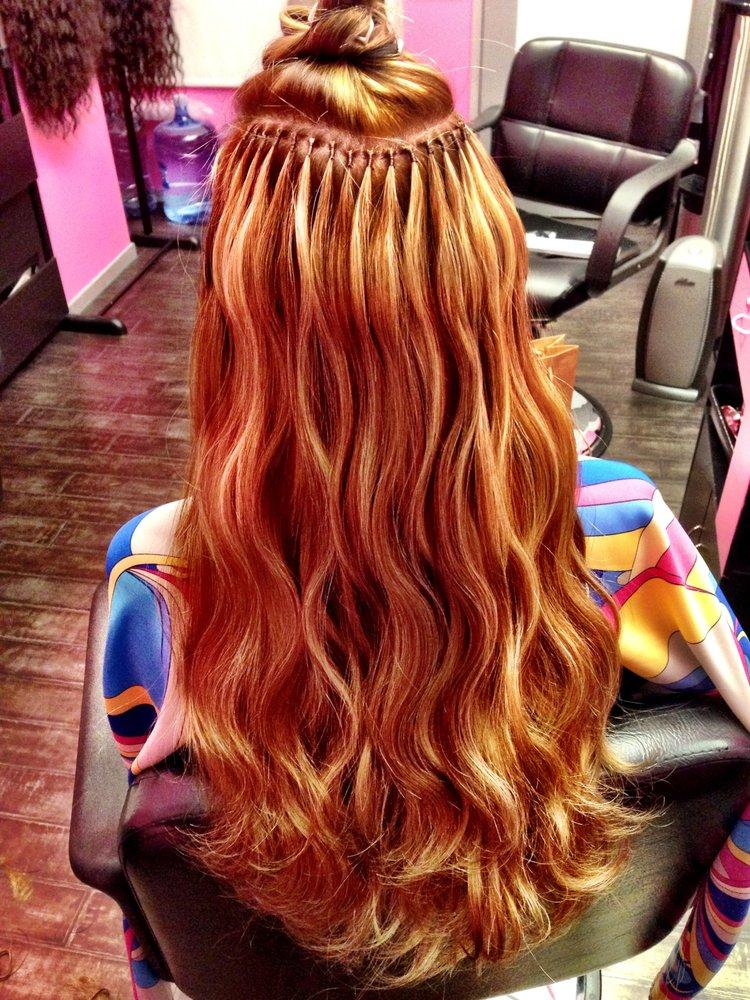 Brazilian Knot Hair Extension No Gluebondor Braids Yelp