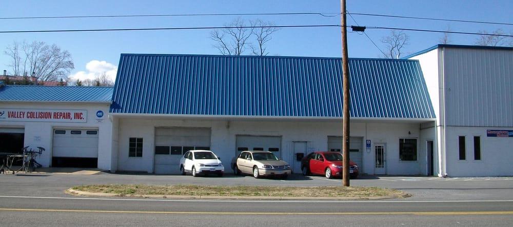 Valley Collision Repair Inc: 23101 Old Valley Pike, Woodstock, VA