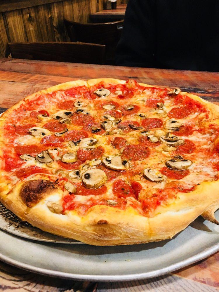The Pizza Shack: 19132 Stewart Creek Rd, Montgomery, TX