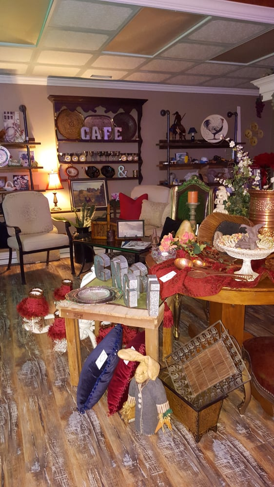 Renew Consign & Café: 403 W Central Ave, Andover, KS