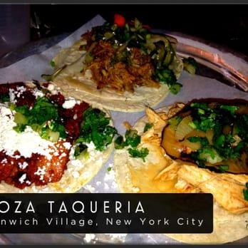 Mexican Restaurant Macdougal