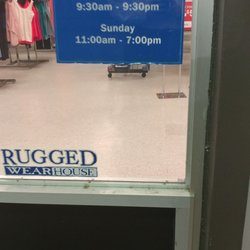 Photo Of Rugged Wearhouse   Chambersburg, PA, United States. Rugged  Wearhouse Hours