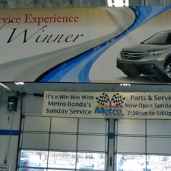 Photo Of Metro Honda
