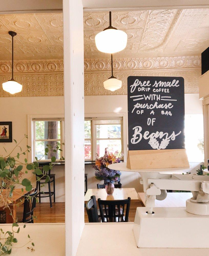 Kickapoo Coffee - Bayfield: 117 Rittenhouse Ave, Bayfield, WI