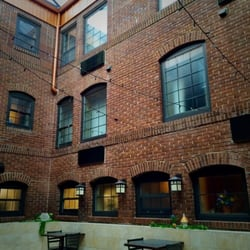Photo Of Calvert Hotel Lewistown Mt United States Central Atrium Where The