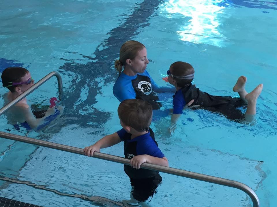Little Sharks Swim Academy: 580 W Ctr St, Cedar City, UT