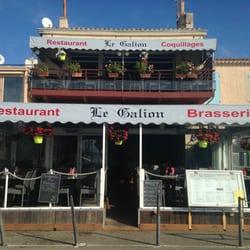 Le galion 23 photos french 3 quai prof emile for Resto carry le rouet