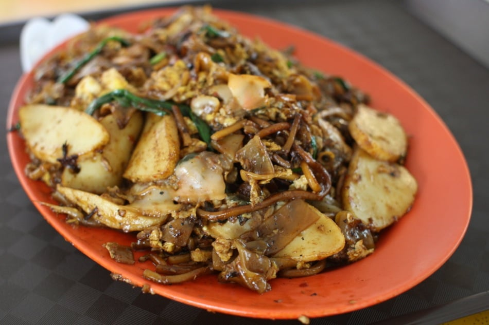 No. 18 Zion Road Char Kway Teow