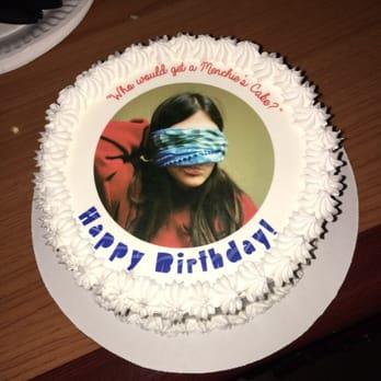 Menchies Birthday Cakes