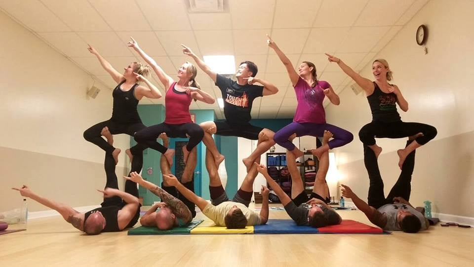 Empower Yoga: 801 Woodbury Rd, Orlando, FL