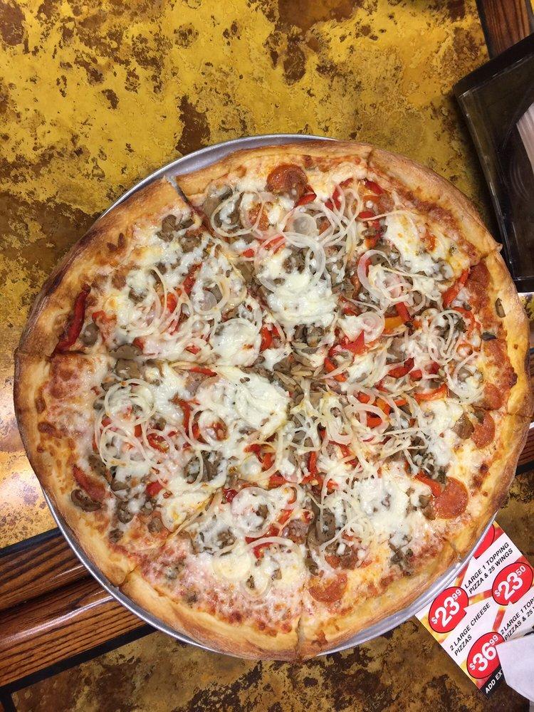 Wonderful Garden Pizza Goodyear Az #1: O.jpg