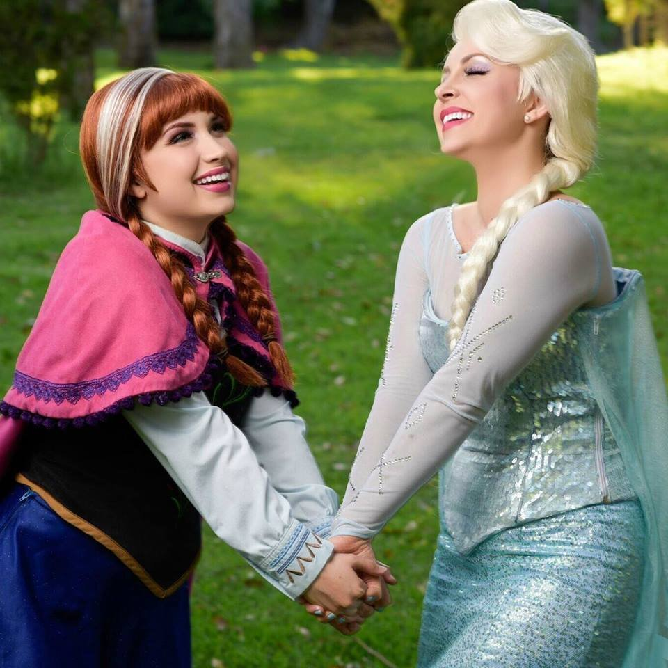 Image result for pretty as a princess snow sisters beverly