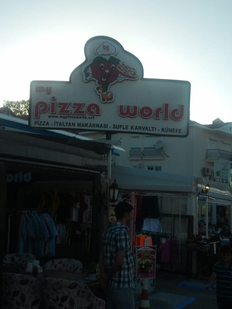 My Pizza World