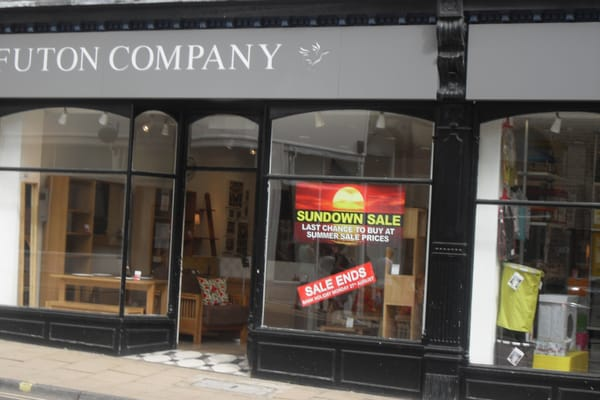 Futon Company Furniture Stores 11 13 Clifford Street
