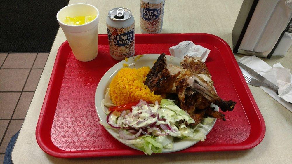 Food from La Granja