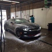 Hand Car Wash Clybourn Chicago
