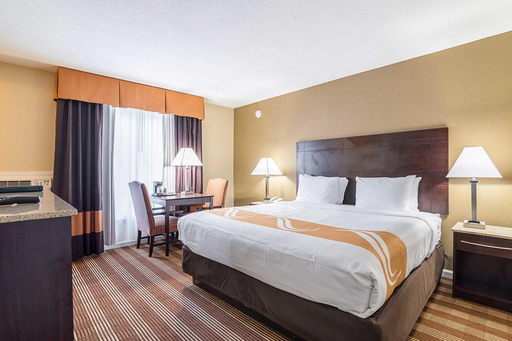 Quality Inn: 1567 White Mountain Hwy, North Conway, NH