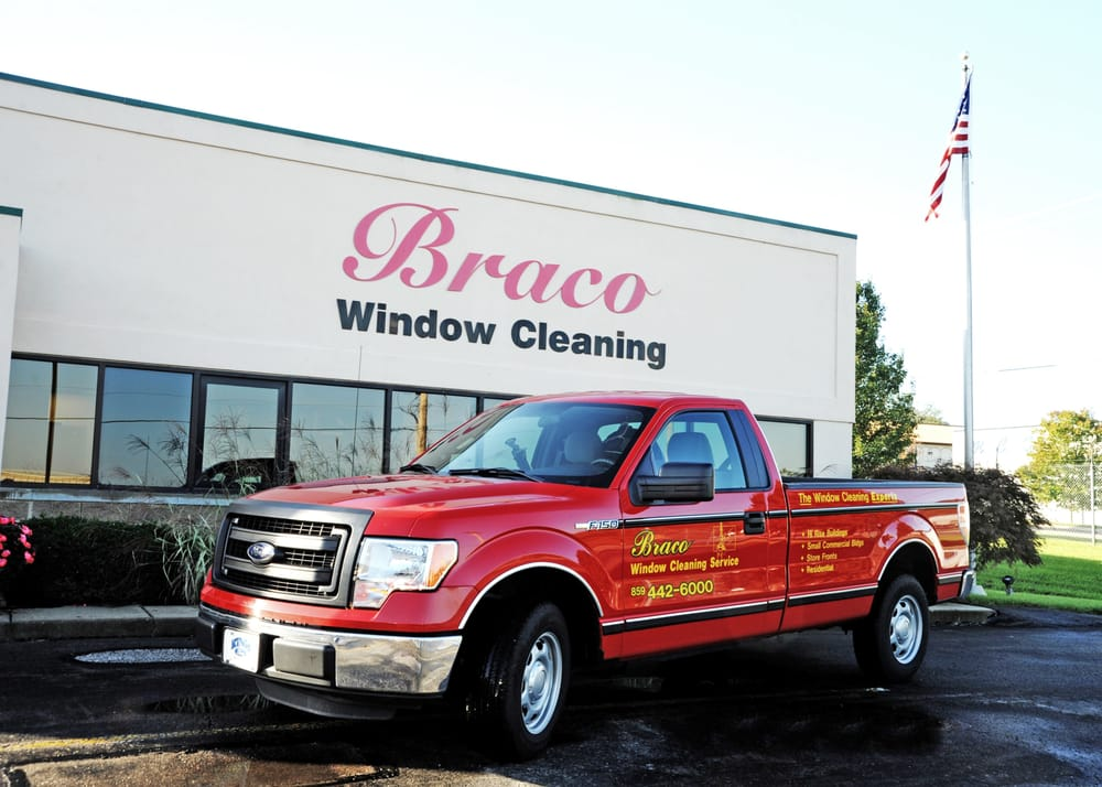 Braco Window Cleaning Service: 1 Braco International Blvd, Wilder, KY