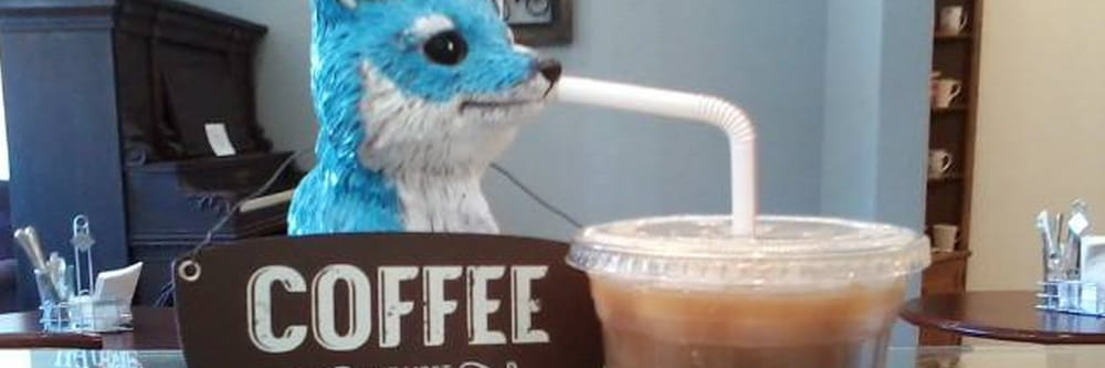 Blue Fox Coffeehouse: 110 Main St W, Cavalier, ND