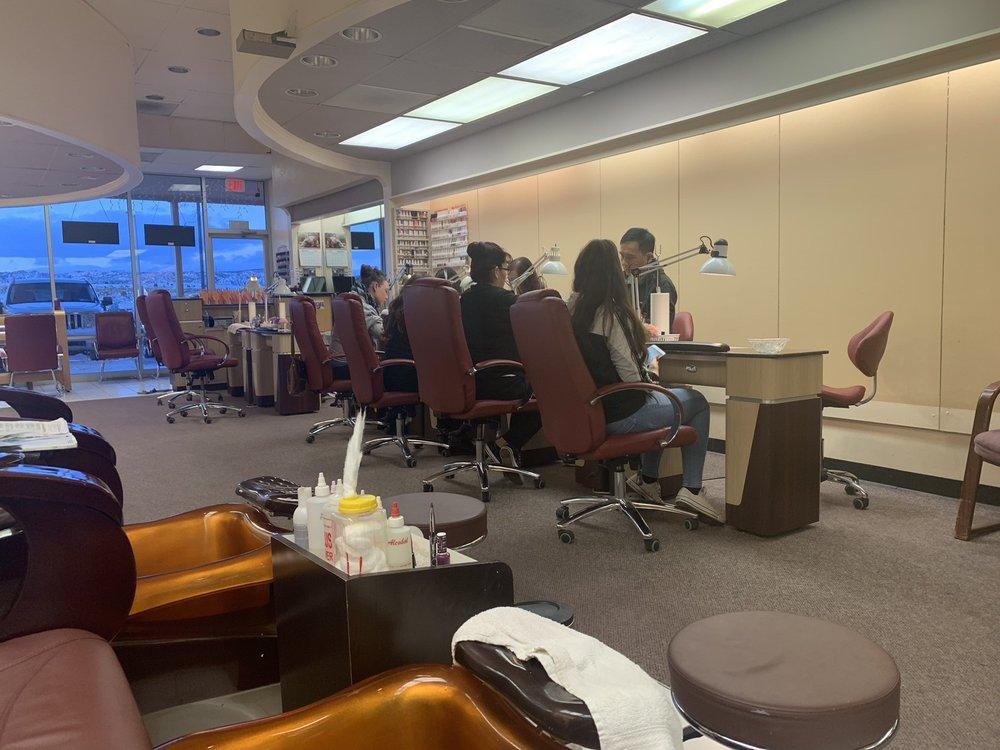 Nail Spa Salon: 1706 Rte 66, Gallup, NM