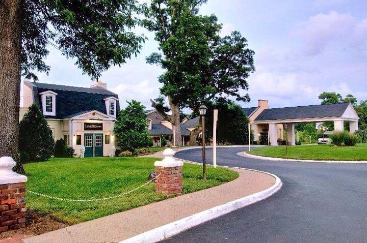 Clarion Inn & Conference Center Leesburg: 1500 East Market St, Leesburg, VA