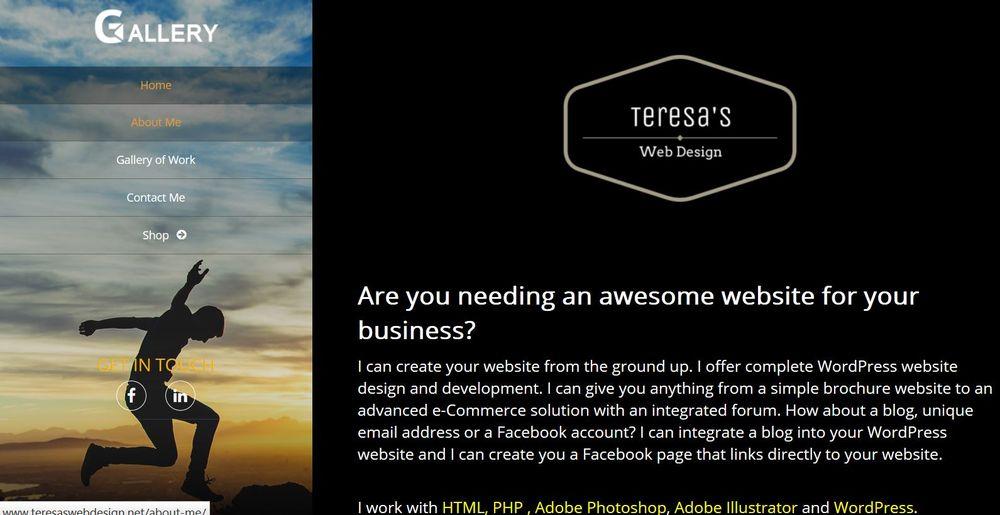Teresas Web Design: Batavia, OH