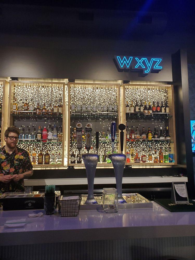 WXYZ Bar: 215 S 181st St, Omaha, NE
