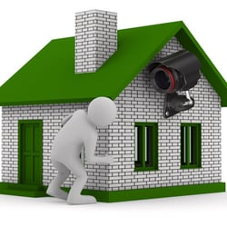 photo of residential security camera installation west hollywood ca united states - Residential Security Cameras