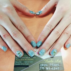 Nails art nail salons 10 reviews murray ky 112 n 12th st photo of nails art murray ky united states love it prinsesfo Choice Image