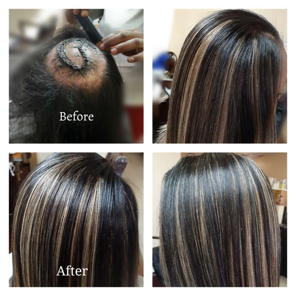 Back to Reality Hair Designs: 1826 S 19th St, Philadelphia, PA