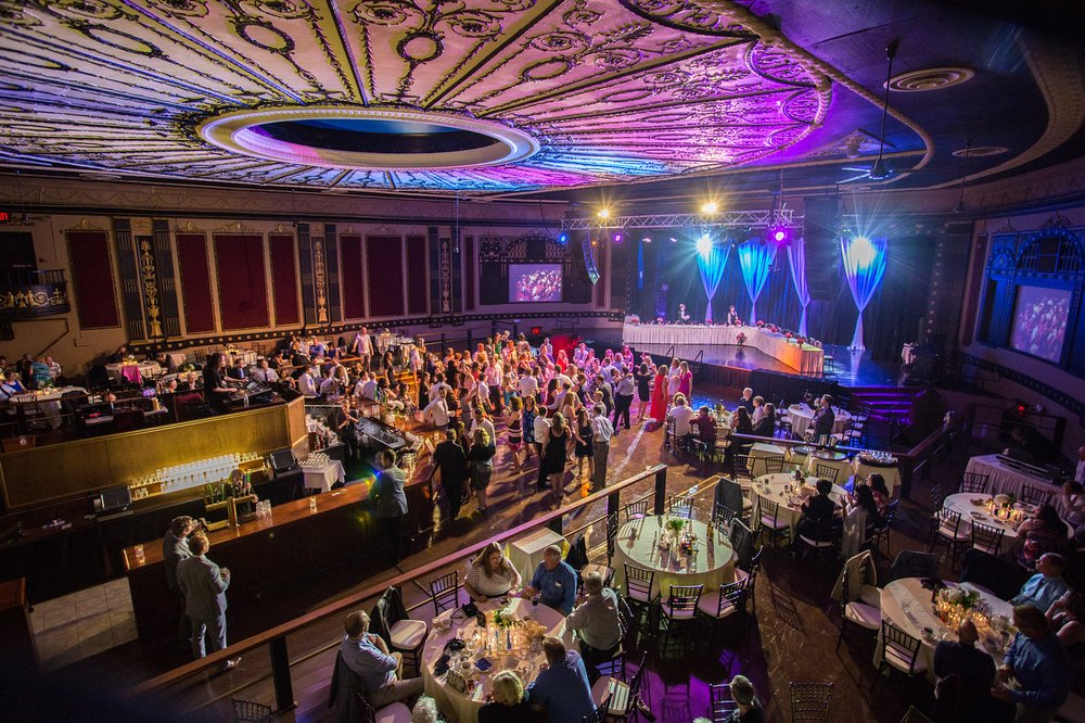 Photo Of The Rapids Theatre Niagara Falls Ny United States Wedding Reception