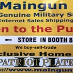 Main Gun Military Surplus - Military Surplus - 1367 W
