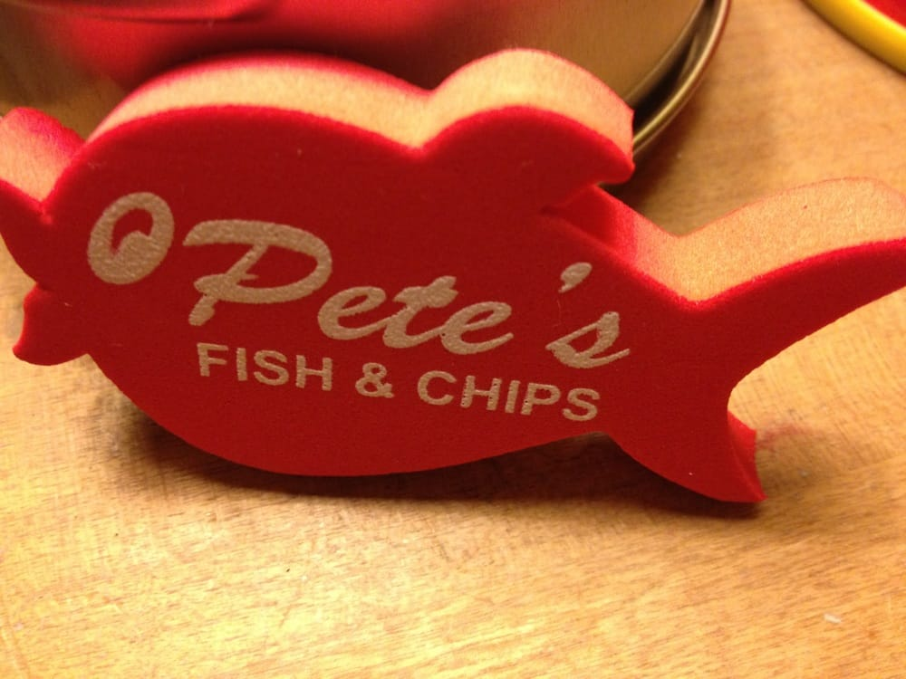 Pete s fish chips 15 foto e 41 recensioni fish for Petes fish and chips menu