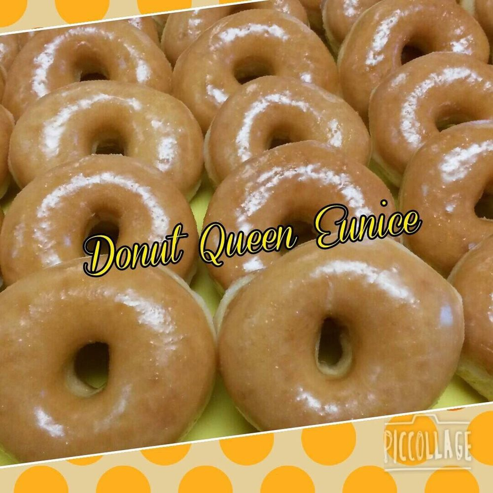 Donut Queen: 940 E Laurel Ave, Eunice, LA