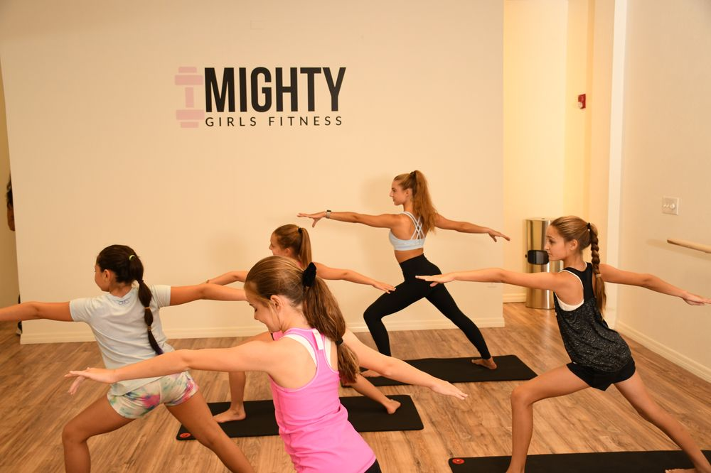 Mighty Girls Fitness: 4804 New Broad St, Orlando, FL